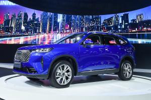 Haval H6 Hybrid makes world debut in Bangkok Motor Show, ahead of Proton X70's Thai launch