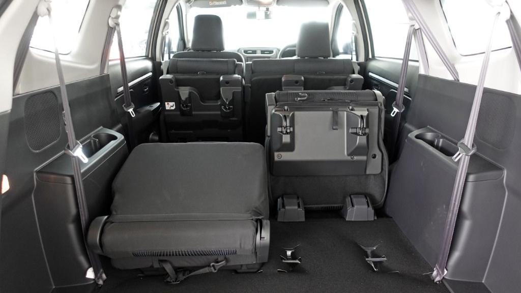 2019 Perodua Aruz 1.5 X Interior 018