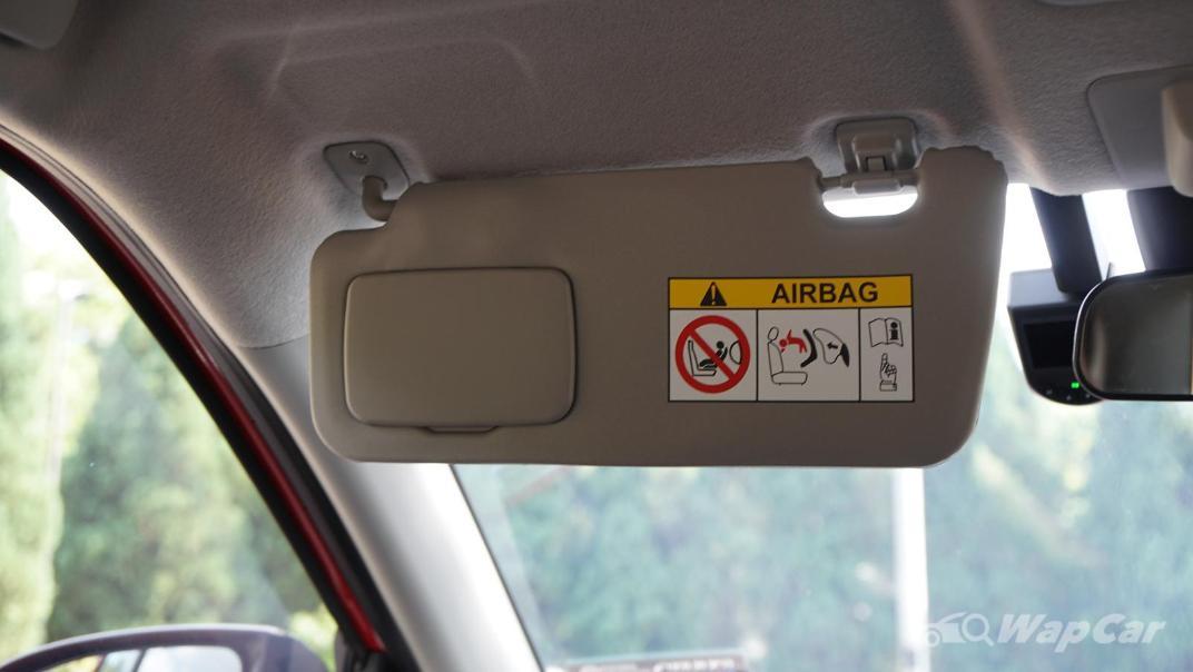 2021 Perodua Ativa 1.0L Turbo AV Special Metallic Interior 076