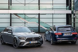 The 2020 Mercedes-AMG E53 4MATIC+ – 429 hp/520 Nm, aggressive styling, new MBUX infotainment