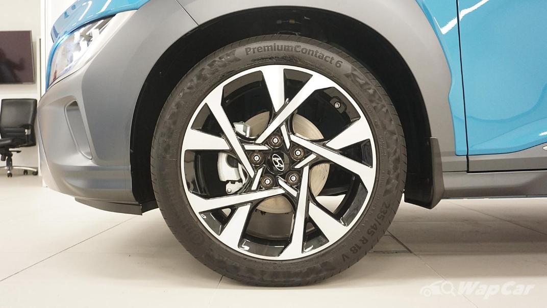 2021 Hyundai Kona 2.0 Active Exterior 025