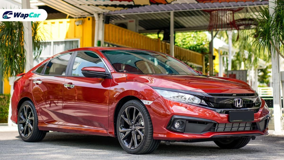 Honda ships more than 2,900 units of the 2020 Honda Civic 01
