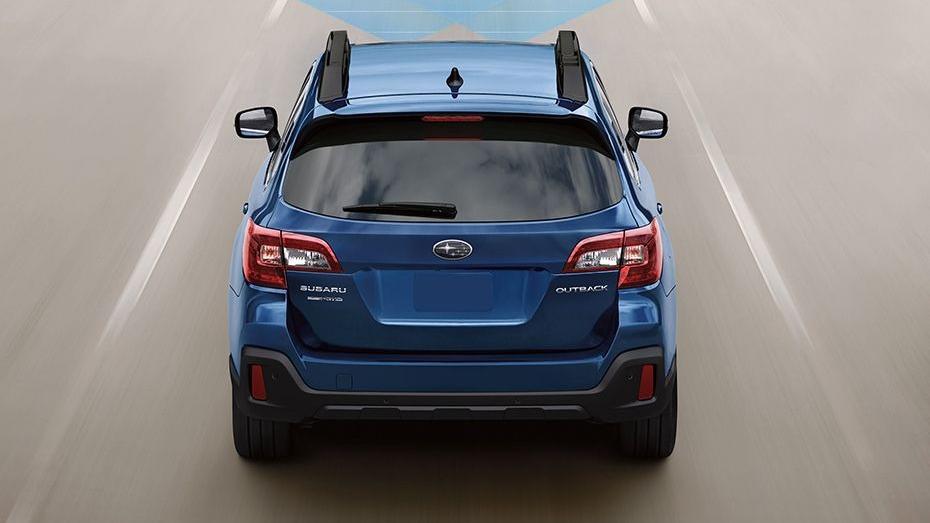 Subaru Outback (2018) Exterior 009