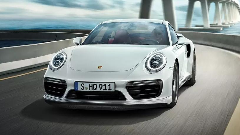 Porsche 911 911 Turbo Exterior 002