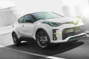 The Toyota C-HR GR Sport gets Gazoo-ed, comes with 6MT!