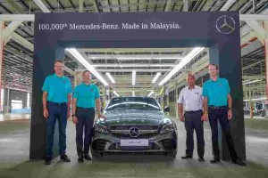 Mercedes-Benz Malaysia Commemorates 15 Years Of Production At Pekan Plant