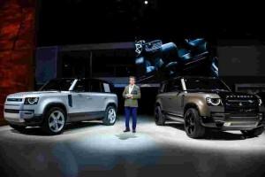 Frankfurt 2019: Land Rover debuts all-new Defender, long live the Defender