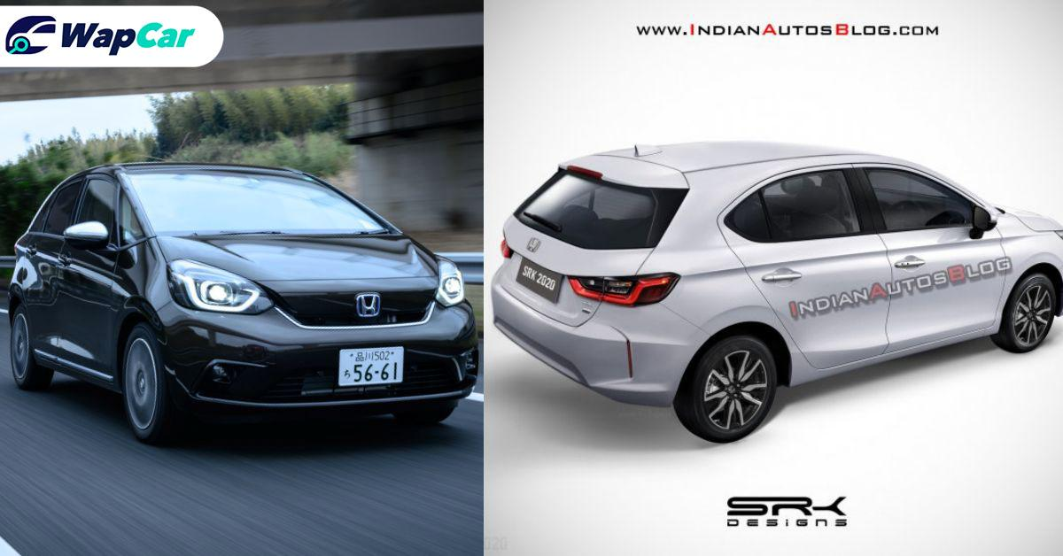 2021 Honda City Hatchback is going to places where the all-new Jazz isn't, Malaysia included 01