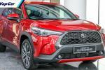 Toyota Corolla Cross 1.8V 首批配额到港,MCO导致交车延期