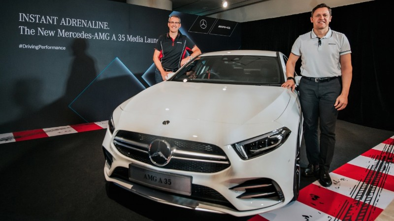 Tight supply of Mercedes-Benz A-Class Sedan solved, switched CBU Mexico to Germany 02
