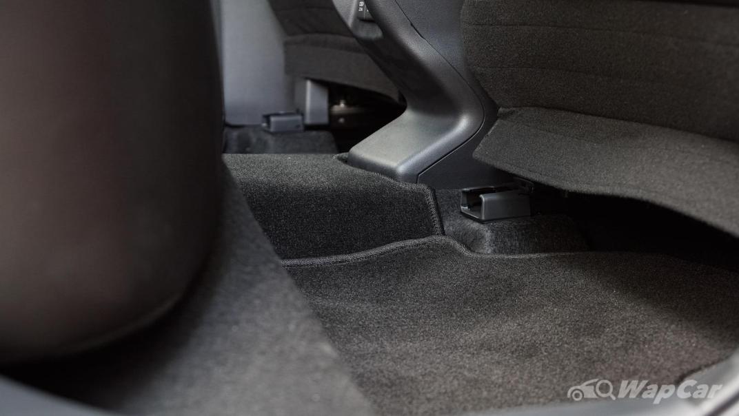 2021 Perodua Ativa 1.0L Turbo AV Special Metallic Interior 051