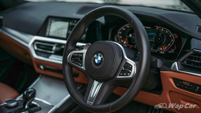 2020 BMW M3 M340i xDrive Interior 002