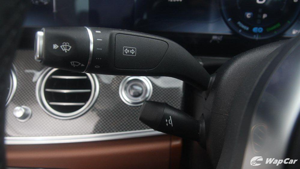 2019 Mercedes-Benz E-Class E 350 AMG Line Interior 009