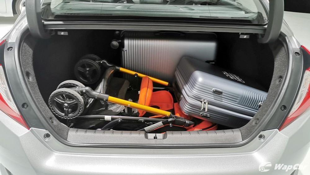 2020 Honda Civic 1.5 TC Premium Exterior 065