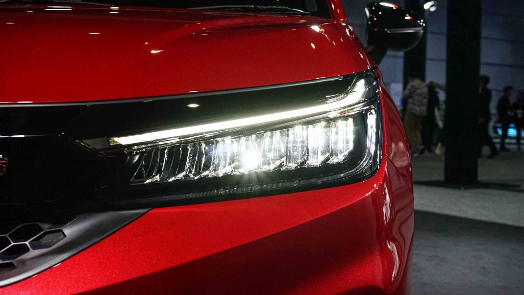 2021 Honda City Hatchback International Version Exterior 089