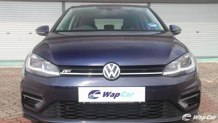 2018 Volkswagen Golf 1.4 TSI R-Line Exterior 009