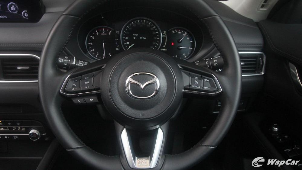 2019 Mazda CX-5 2.5L TURBO Interior 066