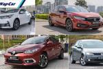 'Resale value' Honda Civic 2x ganda daripada Renault Fluence, sedan segmen C mana paling ada harga?