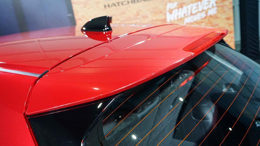 2021 Honda City Hatchback International Version Exterior 105