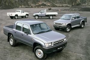 Toyota Hilux: 8 generasi yang melakar sejarah ikonik