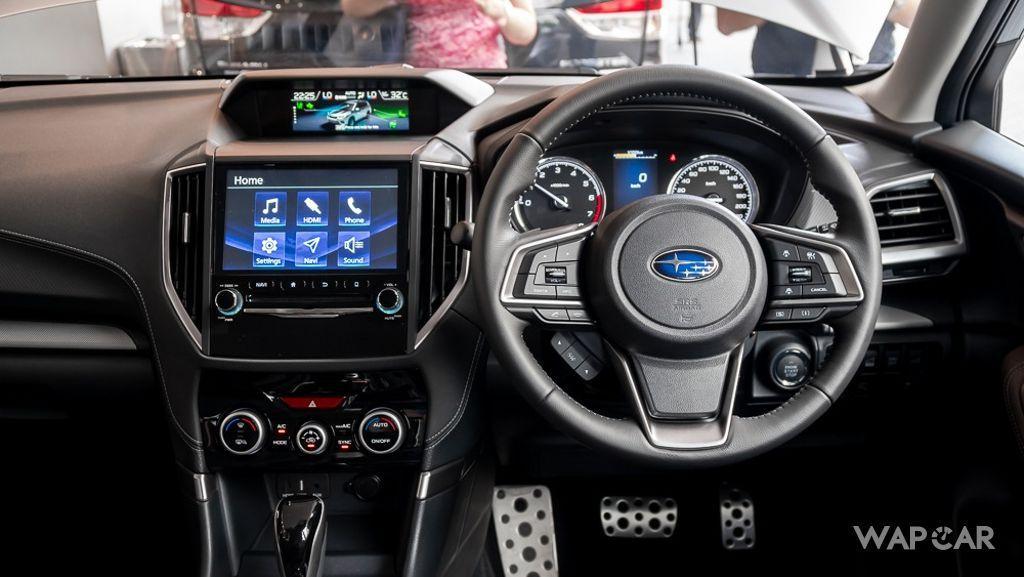 Subaru Forester (2019) Interior 002