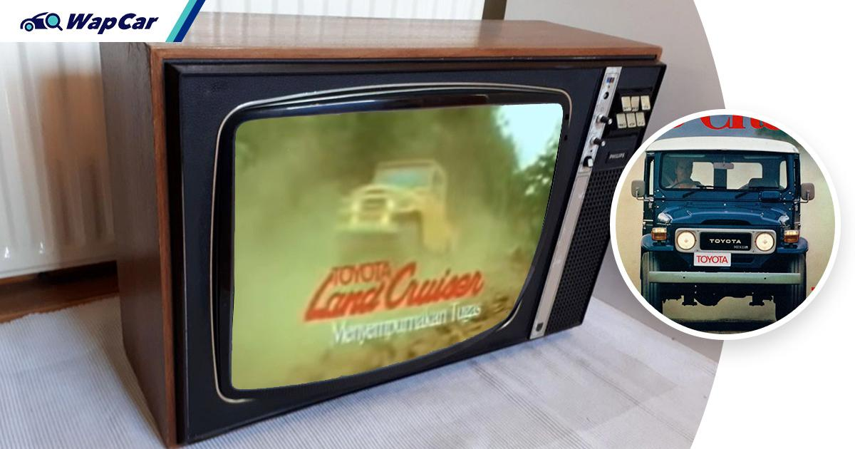Watch: This classic ad depicted the FJ40 Toyota Land Cruiser as a team of rescue rangers 01