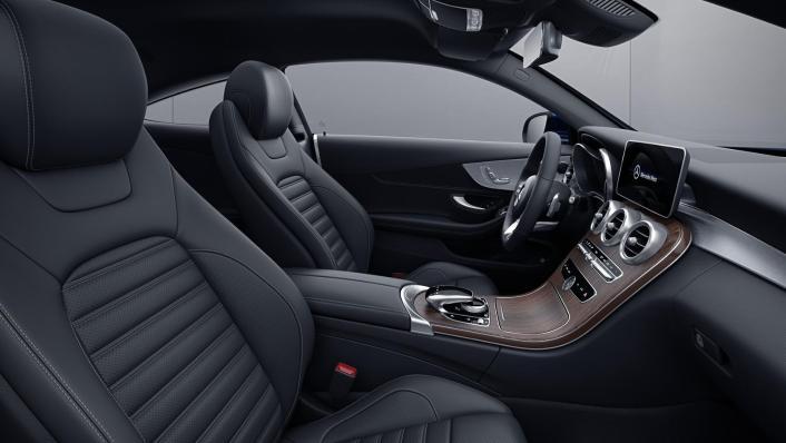 2020 Mercedes-Benz C-Class Coupe C 200 AMG Line Interior 003