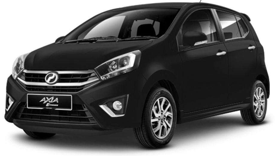 Perodua Axia (2018) Others 003