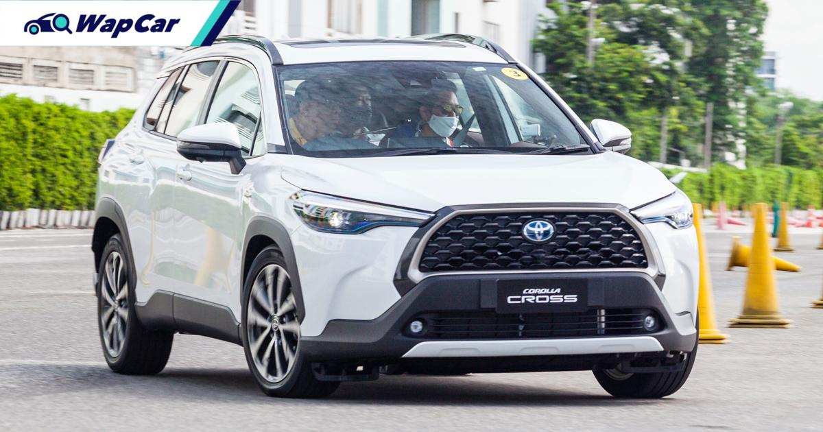 Toyota Corolla Cross in Malaysia – Will it be cheaper than the Corolla Altis? 01