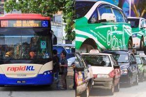 Bantuan Permai berjumlah RM 500 telahpun diagihkan untuk 20,000 pemandu teksi, kereta sewa
