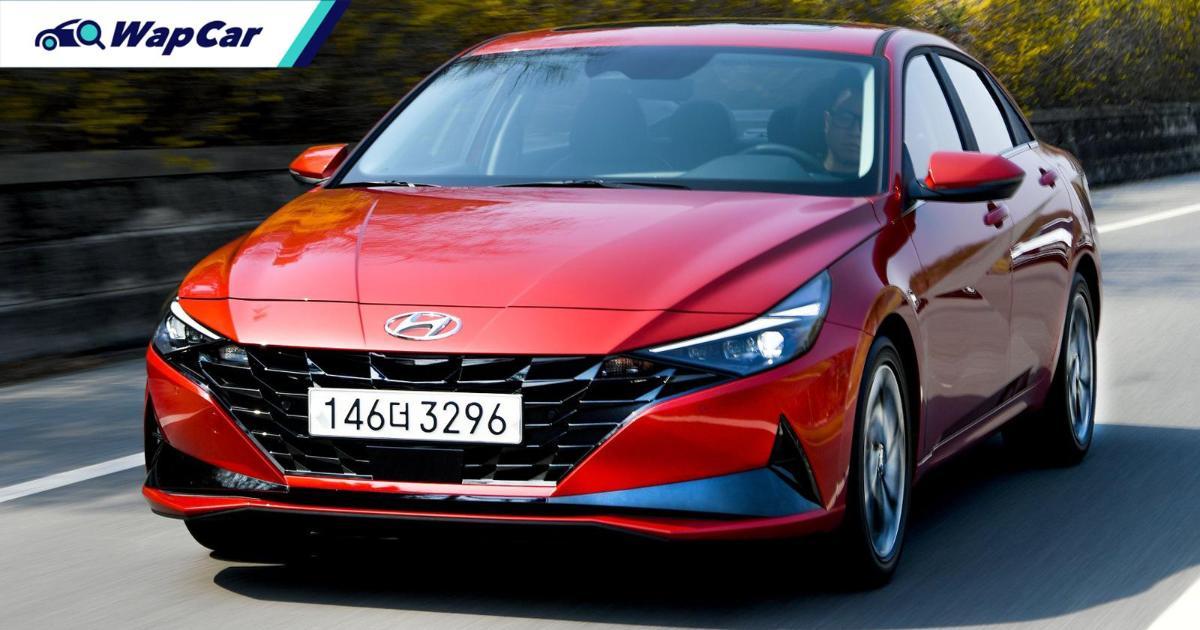 Hyundai Elantra snaps up an award at the 2020 Good Design 01
