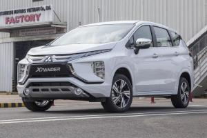 2020 Mitsubishi Xpander facelift launched in Vietnam, to be CKD