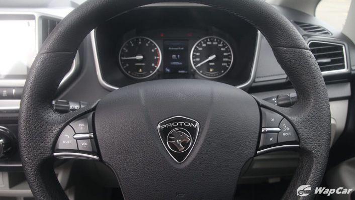 2019 Proton Persona 1.6 Premium CVT Interior 005