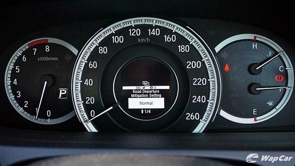 2018 Honda Accord 2.4 VTi-L Advance Interior 038