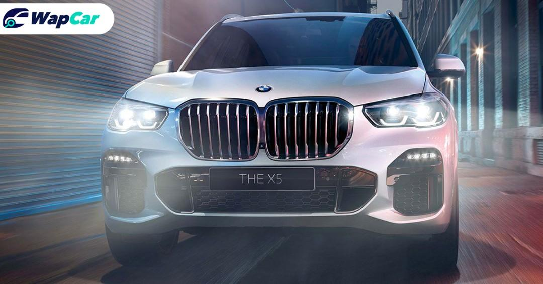 394 PS, 600 Nm 2020 BMW X5 plug-in hybrid teased, launching in Malaysia on 17 June 01