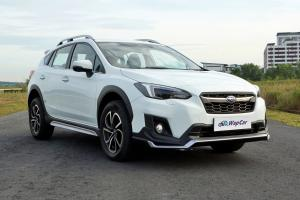 Pros and Cons: Subaru XV – Love the AWD traction but not the shallow boot