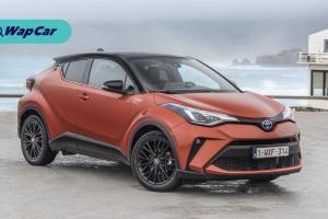 Toyota C-HR 2021 akan digugurkan di Malaysia, Thailand beralih ke C-HR facelift hibrid sahaja