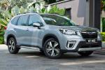 Turbocharged Subaru Forester could return with Levorg's new 1.8L turbo