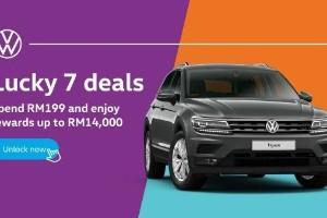Shopee! Volkswagen lancar Kedai Rasmi dengan Irresistible 7.7 Deals