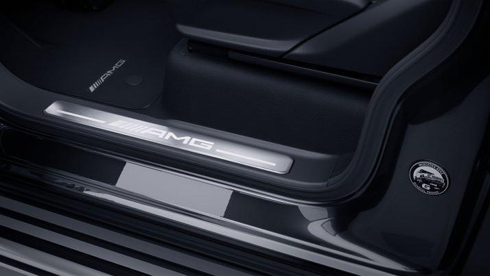 Mercedes-Benz AMG G-Class (2019) Interior 008