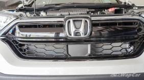 2021 Honda CR-V 1.5 TC-P 4WD Exterior 007
