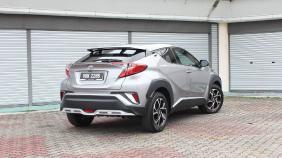 2019 Toyota C-HR 1.8 Exterior 004