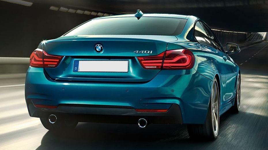 BMW 4 Series Coupe (2019) Exterior 004