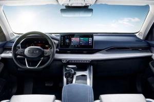 Geely Preface interior revealed– Next Perdana doesn't look like a Volvo inside!