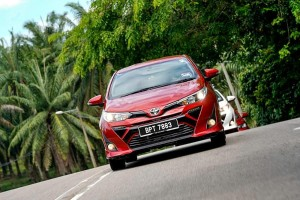New Toyota Vios – This Or The Honda City?