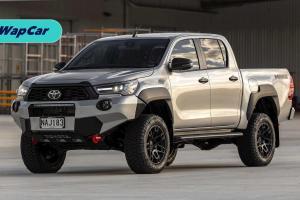 Toyota Hilux Mako merupakan Hilux mirip Ford Raptor yang kita inginkan di Malaysia