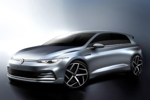 All-new Golf to make its debut on October 24th