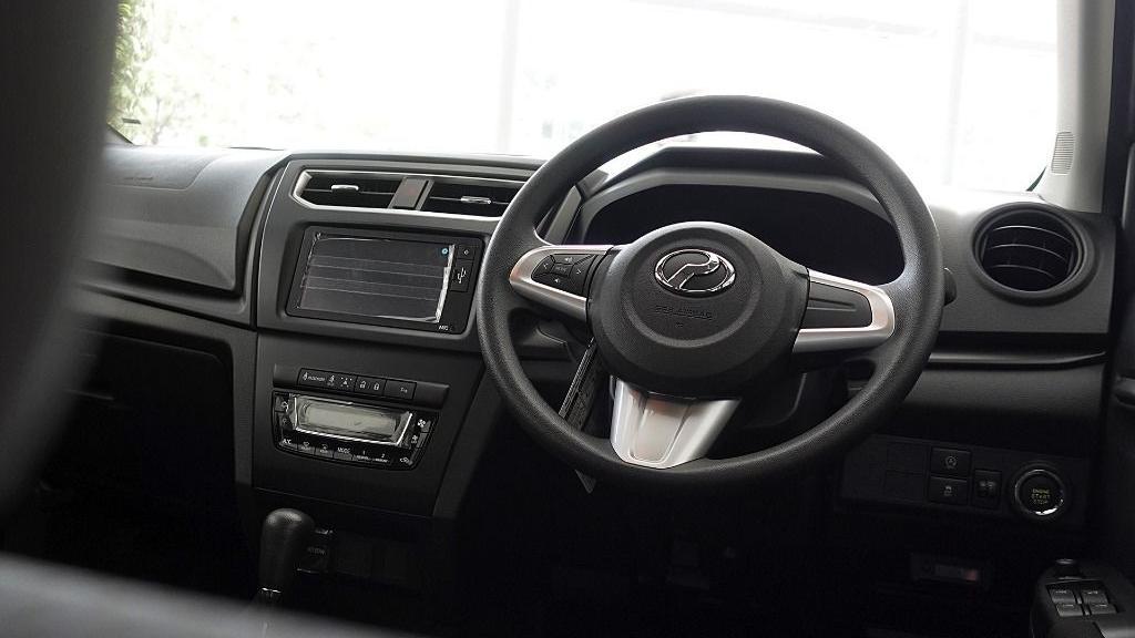 2019 Perodua Aruz 1.5 X Interior 005