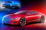New Volkswagen Arteon to premiere on June 24, Shooting Brake variant included