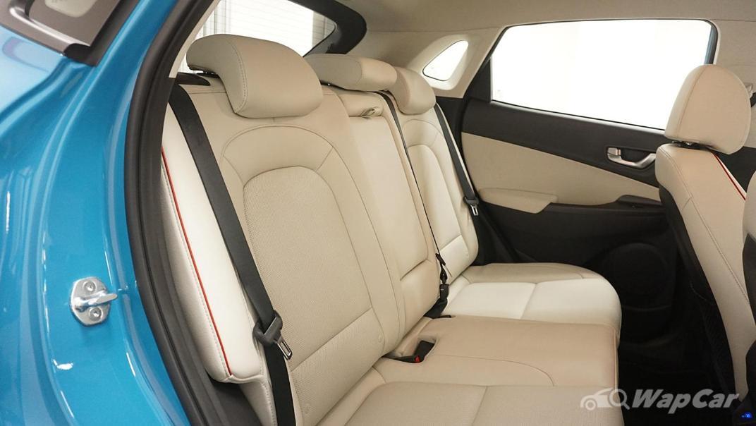 2021 Hyundai Kona 2.0 Active Interior 034